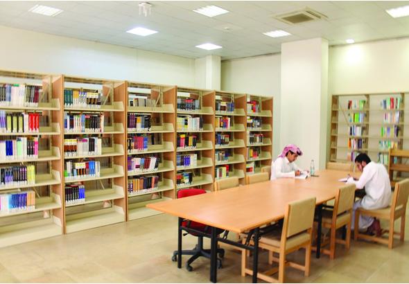 مكتبة الكلية كلية المجتمع